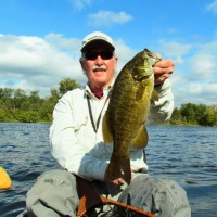 Smallmouth from our Mohawk River Float Trips.